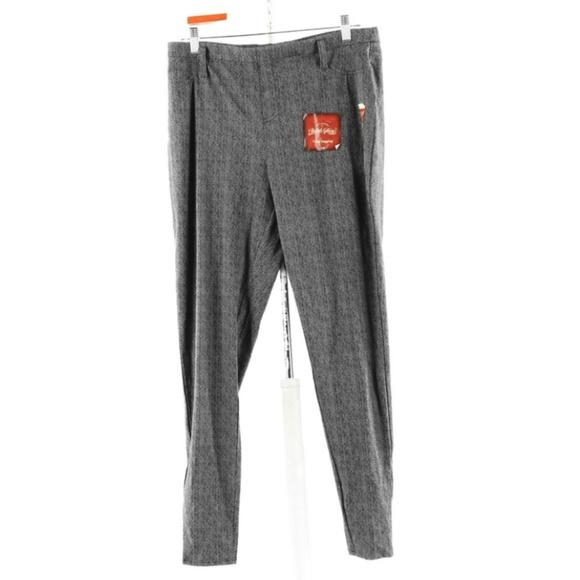 351cfd80344bf Faded Glory Pants | Grey Knit Jeggings Full Length Nwt 16w | Poshmark